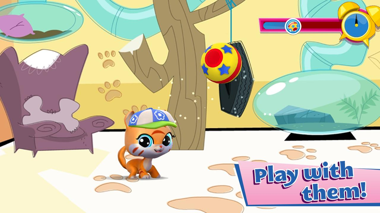 Littlest Pet Shop- screenshot