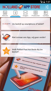 Holland App Store- screenshot thumbnail