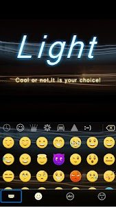 Light Theme for Kika Keyboard v2.5
