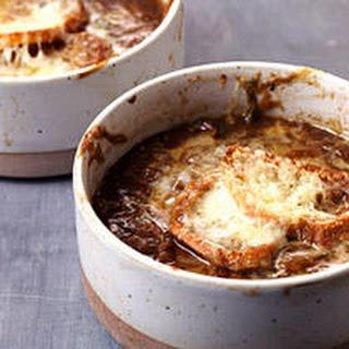 Onion Soup Les Halles