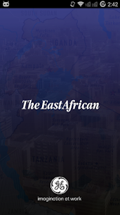 The East African E Paper App- screenshot thumbnail