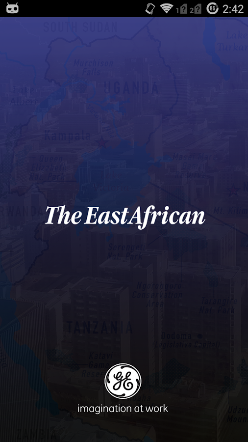 The East African E Paper App- screenshot