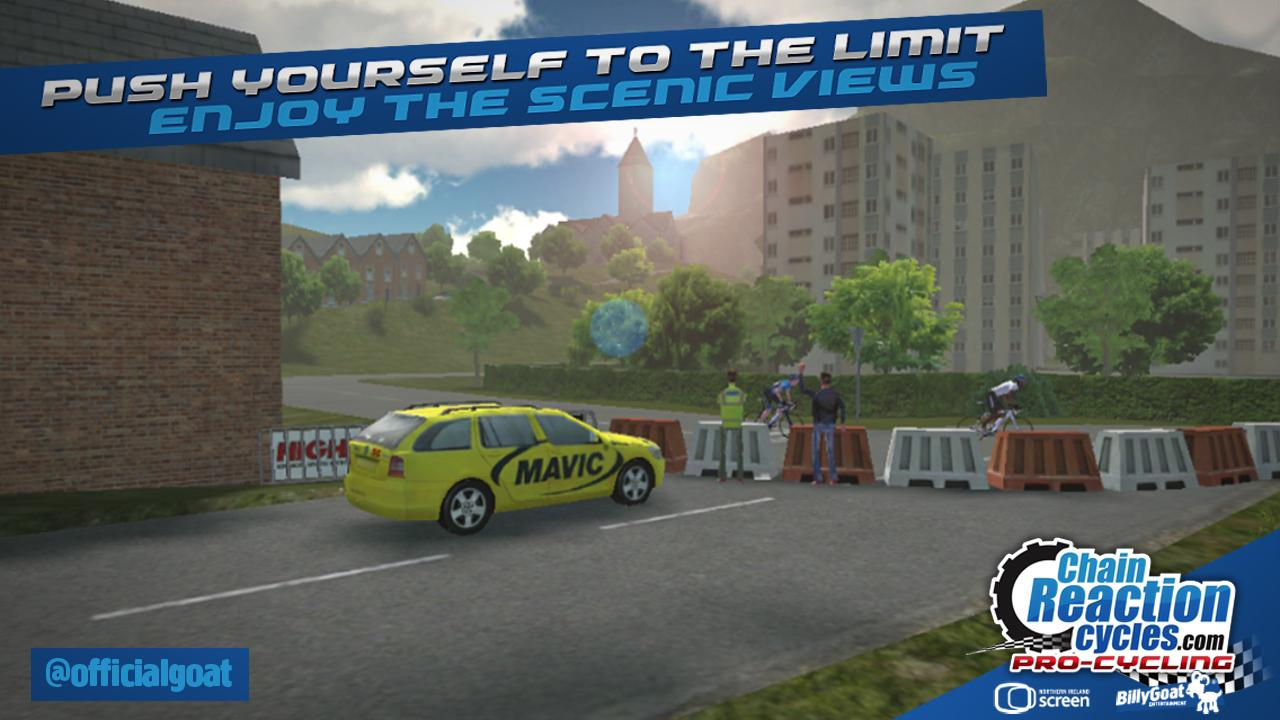 CRC Pro-Cycling - screenshot