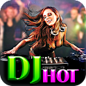Hot DJ Music Player logo