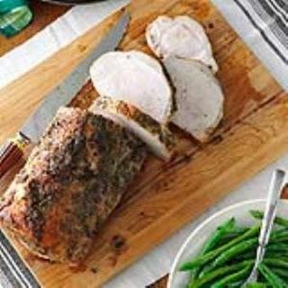 Savory Pork Roast.
