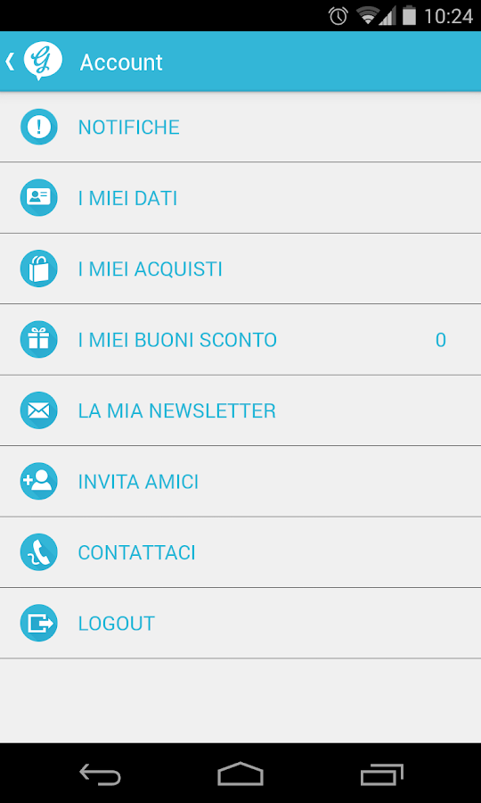 Groupalia Italia- screenshot