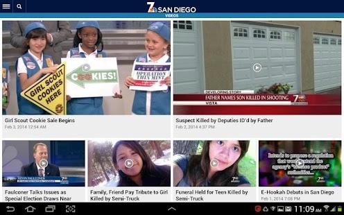 NBC 7 San Diego- screenshot thumbnail
