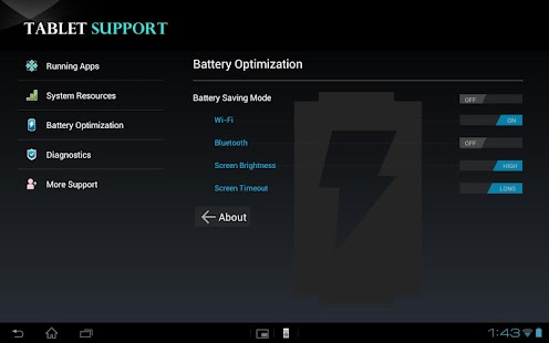 Tablet Support - screenshot thumbnail