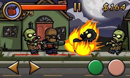 Zombieville USA Screenshot 1