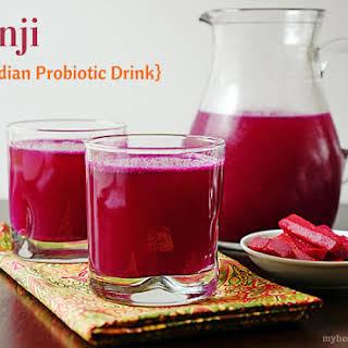 Kanji (Indian Probiotic Drink).