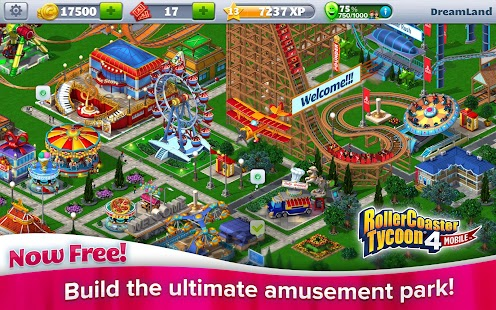 RollerCoaster Tycoon® 4 Mobile Screenshot 36