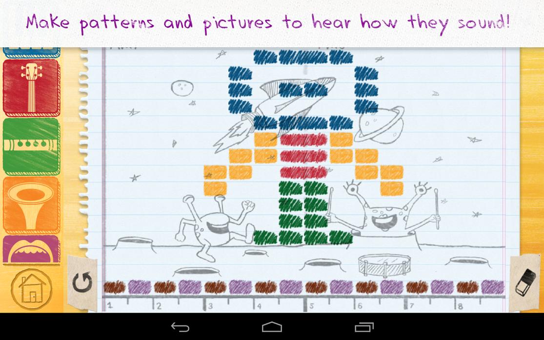 Sketch-a-Song Kids - screenshot