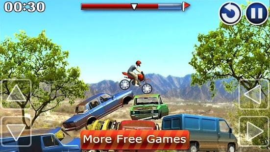 Dirt Bike Pro Free - screenshot thumbnail