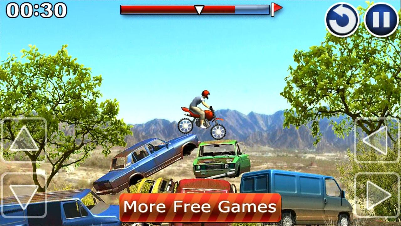 Dirt Bike Pro Free - screenshot