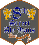 Logo for 8th Street Ale Haus
