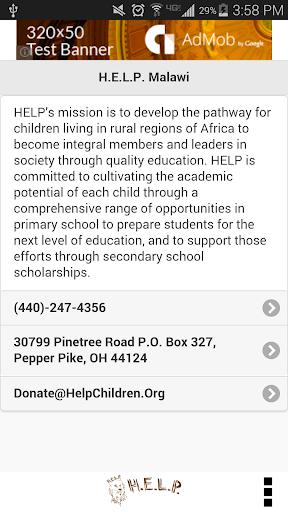 HELP Children for Facebook