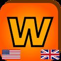 Woggle EN Pro - Boggle icon