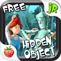 Hidden Jr Wizard of Oz FREE icon
