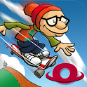 Skater Dave - Downhill Skating icon