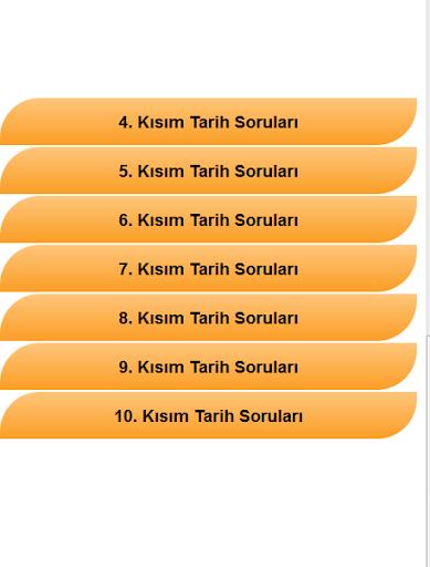 1000 Soruda KPSS Tarih Tekrar