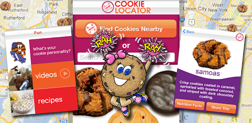 Girl Scout Cookie Locator APK
