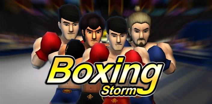 Boxing Storm - супер бокс скачать на андроид