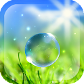 Spring Bubbles LWP icon