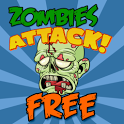 Zombies Attack! Free icon