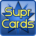 Super Cards logo