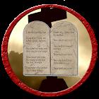 The Bible Ten Commandments KJV icon