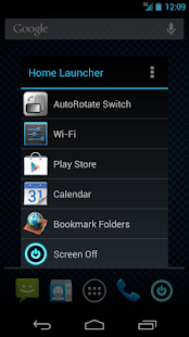 Home Button Launcher- screenshot thumbnail