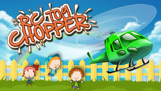 玩角色扮演App|RC Toy Chopper: Helicopter Sim免費|APP試玩