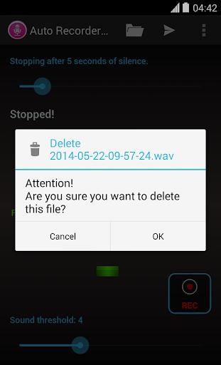 【免費音樂App】Auto Recorder PRO-APP點子