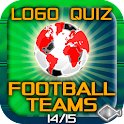Logo quiz football teams 14/15 icon