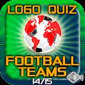 Logo quiz football teams 14/15