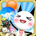 K天気予報(傘アラーム~今日、雨ふるの?~) icon