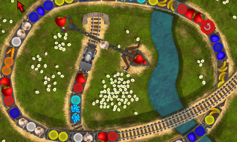 Loco Train - screenshot