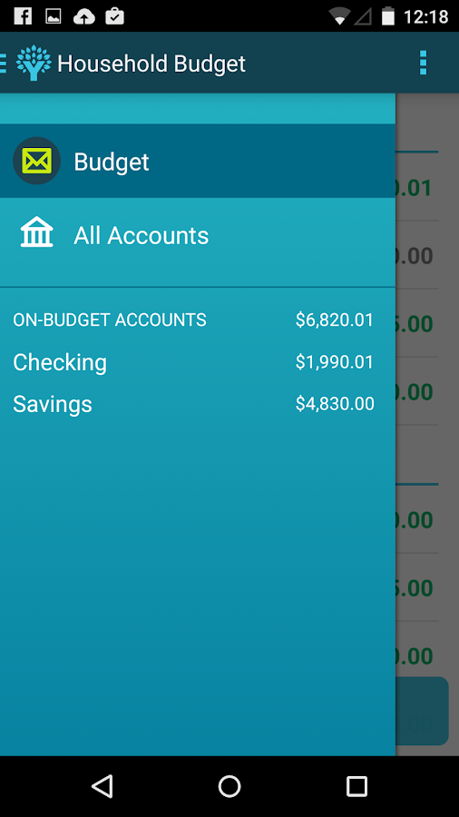 You Need A Budget (YNAB) - screenshot