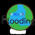Flood Thailand Bic Msu logo
