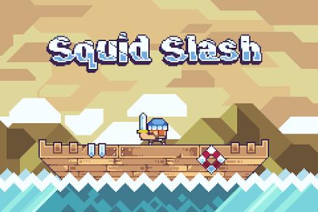 Squid Slash - Timber Tar