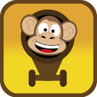 Preschool Cannonball Monkey icon