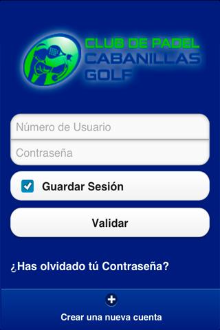 Club de Pádel Cabanillas Golf