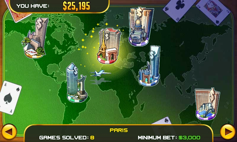Platinum Solitaire 3 - screenshot