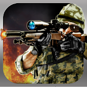 Sniper Shooter Commando At War
