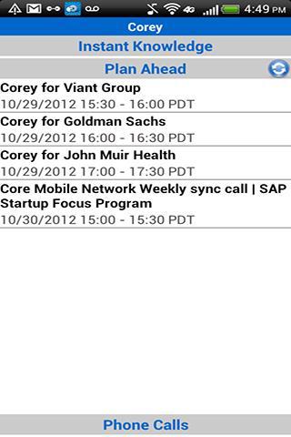 Corey Business