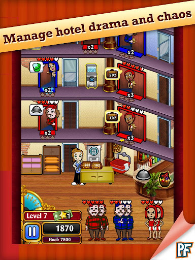 Hotel Dash 1.25.30 screenshots 2