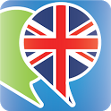 Learn English (UK) Phrasebook icon