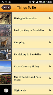 Bandelier National Monument- screenshot thumbnail