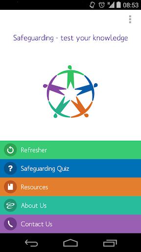 Safeguarding – Quiz