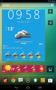 Beautiful Widgets Free - screenshot thumbnail